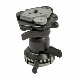 Bogen Manfrotto 3055 Ball Head Heavy Duty Double Lever with Plate Tripod Head