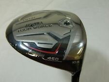 New Honma Tour World 737 TW737 460 10.5* Driver Vizard Type z Blue 60s Stiff