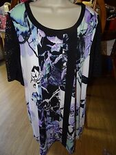 STYLE &CO STYLE AND COMPANY PLUS SIZE SHIRT/TOP/BLOUSE/TUNIC SIZE 3X NWT