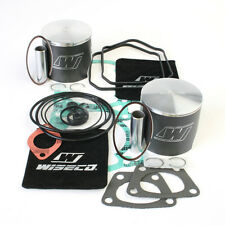 Wiseco 77mm 1mm Over Piston Top-End kit Ski-Doo 593 GSX MXZ GTX 500SS / 600