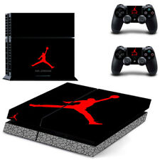 Sony PlayStation 4 Skin Covers Decal Sticker For PS4 Console and Controller