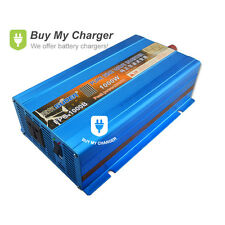 Pure Sine Wave Power Inverter 1000W/2000w peak DC 24V to AC 220V 1000 watt PSW