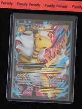 Méga Pharamp EX FULL ART 220pv 88/98 Origines Antiques Carte Pokemon UR neuve fr