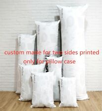 Personalized Custom Made Anime Dakimakura Pillow Case Hugging Body Cosplay
