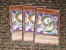 BP03-EN085 Near Mint 1st Edition x3 Rare Dodger Dragon