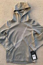 Nike boys Dri-Fit Shirt long sleeve Hoodie size 6 NWT