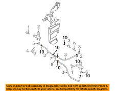 VW VOLKSWAGEN OEM 02-04 Passat Washer-Headlight Head Light-Clamp N10098001