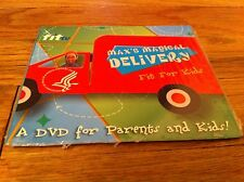MAX'S MAGICAL DELIVERY DVD Department Of Health FIT TV Academy Pediatrics SEALED