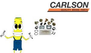 Complete Rear Parking Brake Hardware Kit for Ford Edge 2007-2010
