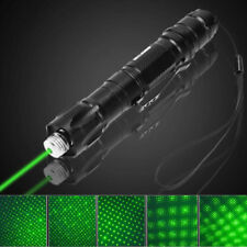 High Power Military 1mw Green Laser Pointer Pen Lamp 532nm Visible Beam Adjust