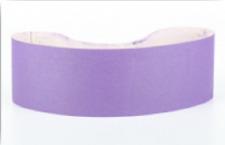 "8""x3"" Diamond Resin Flexible Jewelry Lapidary Glass Sanding Belt-400Grit"