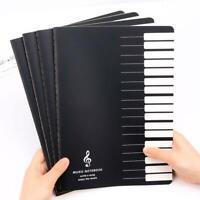 2020 Music Practice Notebook Piano Violin Book Universal Five-Line Notebook HOT