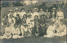 Southampton. Ladies fancy dress union jack group hats    BG.207