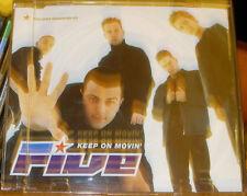 FIVE - KEEP ON MOVIN' (CD SINGLE)