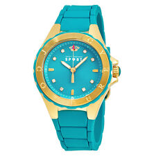 Juicy Couture Rio Teal Dial Ladies Watch 1901414