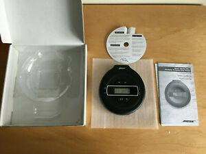 Bose PM-1 Anti-Skip Portable Compact CD Disc Player