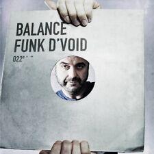 FUNK D'VOID - BALANCE 022 2 CD NEU