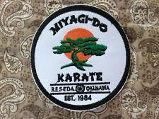 Patch Myagi Do Karate Okinawa Mixed Martial Arts Cobra Kai Keysuke Myagi