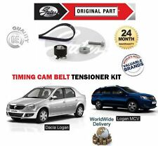 FOR DACIA LOGAN + MCV 1.5 DCI K9K612 2012-> NEW TIMING CAM BELT TENSIONER KIT