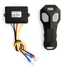 DC12V Wireless Winch Remote Control Kit Switch Handset for Car/ATV/SUV/UTV/Truck