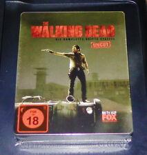 Blu-ray The Walking Dead Staffel 3 Steelbook Le 1x Gesehen Top ab 18