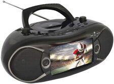 "Naxa NDL-257: 7"" TFT LCD Display, DVD Player, TV Tuner, Radio, Bluetooth"