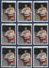 1990-91 Upper Deck Pavel Bure Young Guns RC lot PSA ? (15) Rookie cards