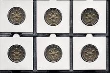 BELGIQUE monnaie de 2 euro commemorative 2006 Atomium  QUALITE ! .