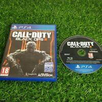 Call Of Duty: Black Ops III 3  Sony Playstation 4 PS4 Game PAL