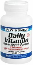 Windmill Daily Vitamin Tablets Men's Health Formula 60