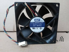 AVC DS08025T12U P084 8025 80mm x 25mm Cooler Cooling Fan DC 12V 0.7A 4Pin