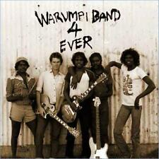 WARUMPI BAND Warumpi Band 4 Ever 2CD BRAND NEW Compilation