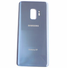 Samsung Galaxy S9 Back Glass Cover Battery Rear Door Blue Replacement G960