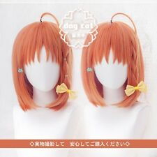 Love Live! Sunshine!! Aqours Takami Chika Short Straight Anime Cosplay hair wig