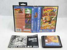 Donald In Maui Mallard Sega Mega Drive Complete PAL