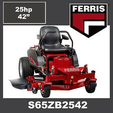 "Ferris S65Z 42"" cut Zero Turn Mower - 25hp Briggs Commercial - Save $1,500"