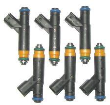 6 BRAND NEW Ford OEM Fuel Injectors, Ford Trucks 1999-04, 4.2L, YR3Z9F593AA
