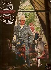 GQ November 1968  Mens Mod Fashion-Men's Fur-Finland-Glenoit Mills
