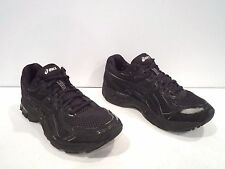 Asics GT-2170 Men's Running Shoes Size 8.5 Black Athletic T206N