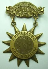 "1918 ""Winner Members Match"" Shooting Medal - NRA Affiliated Organisation Medal"