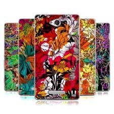 Fundas y carcasas Head Case Designs estampado para teléfonos móviles y PDAs Sony