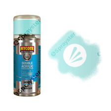 Hycote Ford Bermuda Light Blue Gloss Spray Paint Enviro Can XDFD204