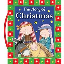 The Story of Christmas (Carry-Me Inspirational Books), Fiona Boon, New Book