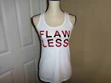 NWT DANSKIN FITNESS TANK TOP GYM WEAR WORK OUT ACTIVE WEAR ~ LARGE
