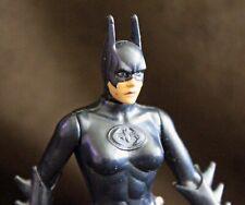 "1997 Kenner 5"" DC COMICS Action Figure: Battle Blade BATGIRL w/ Silver Belt"