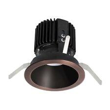WAC Lighting Giselle Volta Rnd LED Flood 45 3000K Soft, C-Brnz - R4RD2T-F830-CB