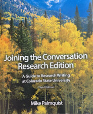 Csu Joining the Conversation Book Composition