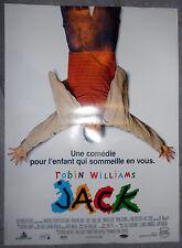 Affiche JACK Francis Ford Coppola ROBIN WILLIAMS Diane Lane 40x60cm