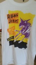 ROLLING STONES 1990 Urban Jungle vintage licensed Europe tour shirt New XL