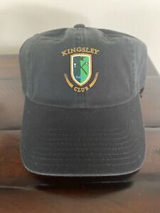 Kingsley Club American Needle Golf Hat Cap Top 100 NEW
